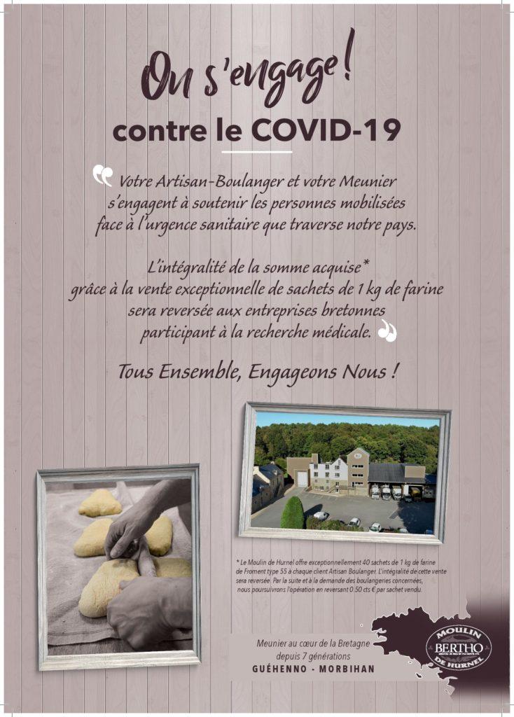 Engageons-nous contre le COVID-19 !